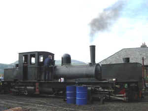 K1 in steam.jpg (28388 bytes)